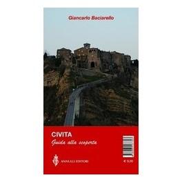 Bagnoregio/Civita. Guida alla scoperta, libro - Annulli Ed.