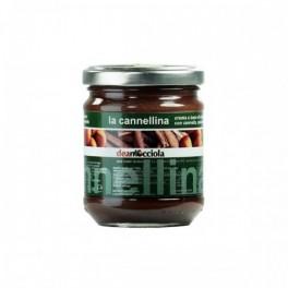 Crema Cannellina con nocciole e cannella - Deanocciola