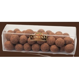 Dragees tartufato - praline nocciola e cioccolato, Cimina Dolciaria