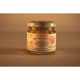 Salsa verde di aglio rosso di Proceno 100g - La Treccia