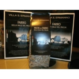 Pasta di farro 500 gr - Villa S. Ermanno