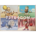 T3TR4GON, the game - Coop L'Ape Regina